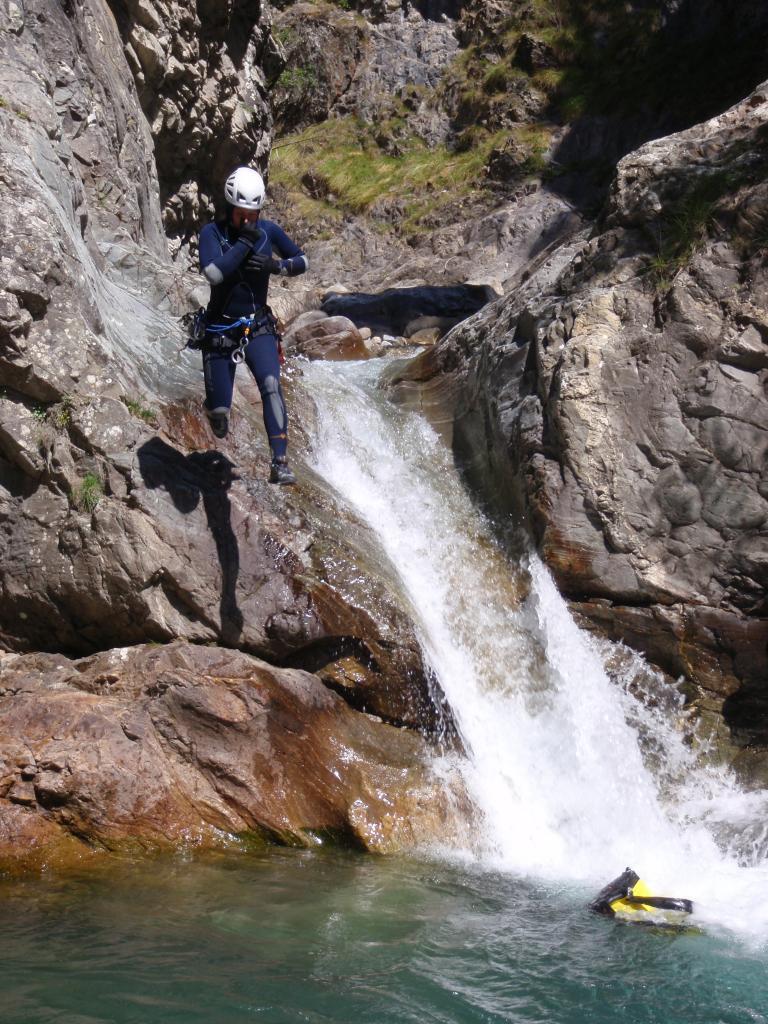 Petit saut au Canyon de Chichin