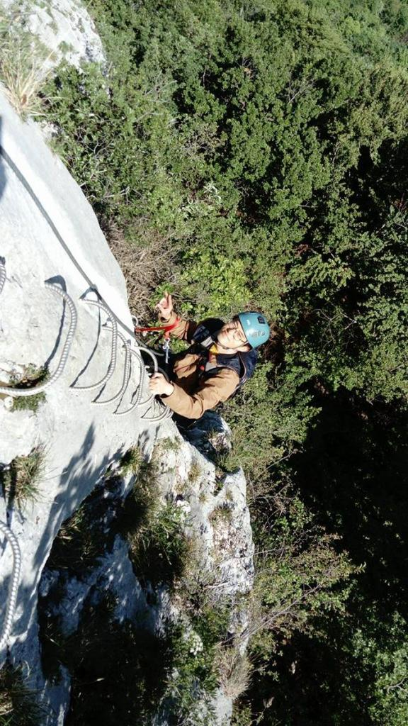 Via Ferrata 25 mai 2015 Cornillon (13)