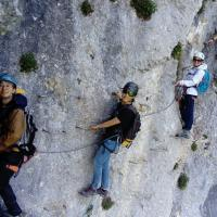 Via Ferrata 25 mai 2015 Cornillon (14)