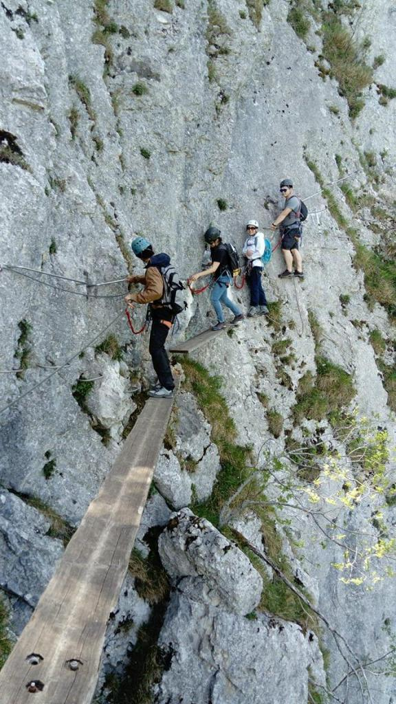 Via Ferrata 25 mai 2015 Cornillon (8)