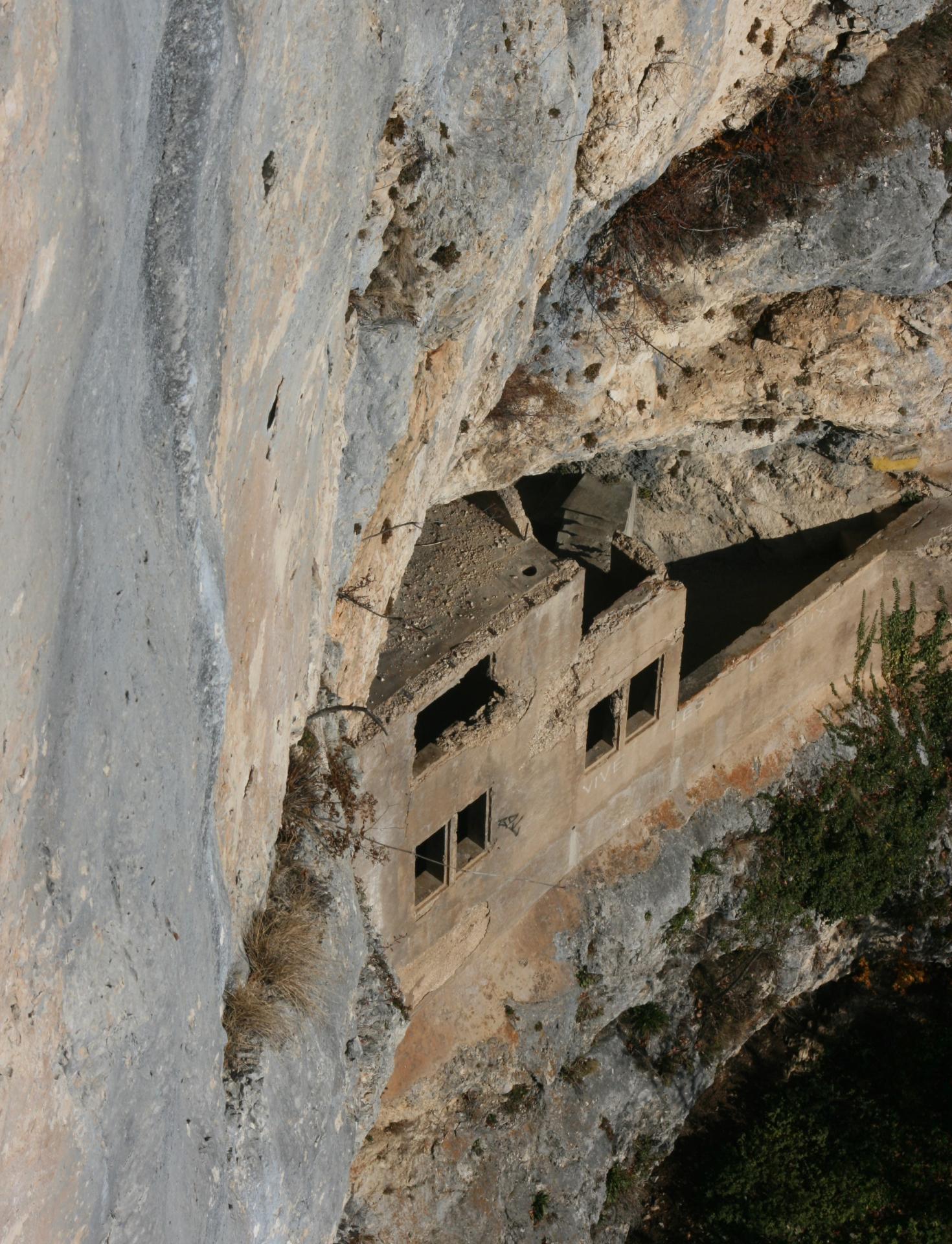 Via ferrata grotte a carret